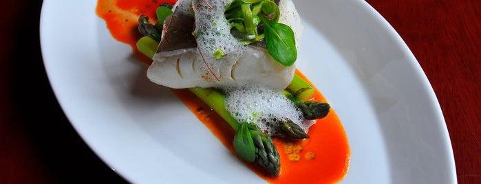 Bistro Blanc is one of Baltimore Sun's 100 Best Restaurants (2012).