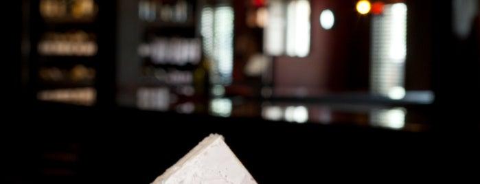 Iron Bridge Wine Co is one of Baltimore Sun's 100 Best Restaurants (2012).