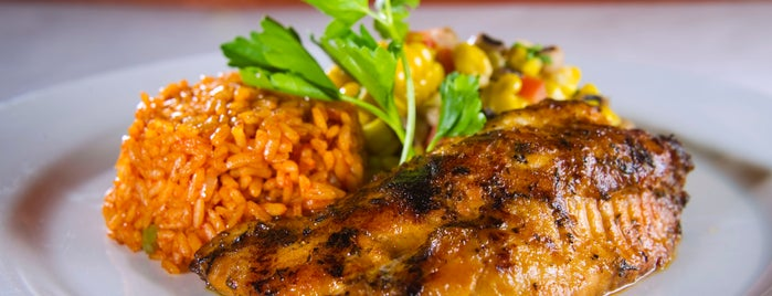 Langermann's is one of Baltimore Sun's 100 Best Restaurants (2012).