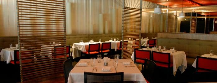 Crush is one of Baltimore Sun's 100 Best Restaurants (2012).