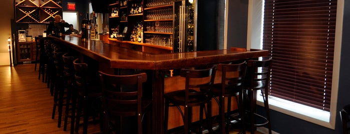 Bistro Rx is one of Canton Restaurants, Bars, and Taverns.