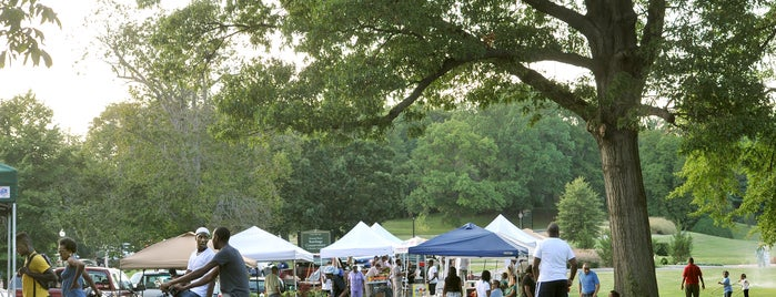 Druid Hill Park is one of Baltimore's Best Great Outdoors - 2012.