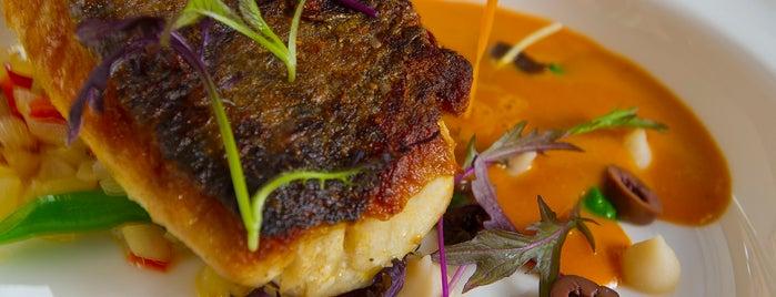 Fleet Street Kitchen is one of Baltimore Sun's 100 Best Restaurants (2012).