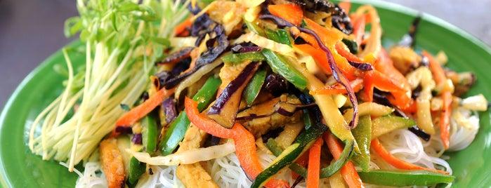 One World Café is one of Baltimore Sun's 100 Best Restaurants (2012).