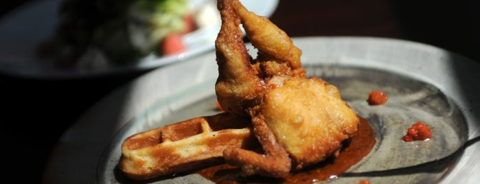 Salt is one of Baltimore Sun's 100 Best Restaurants (2012).