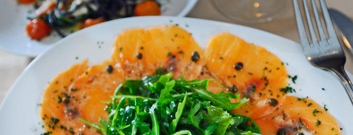 La Tavola is one of Baltimore Sun's 100 Best Restaurants (2012).