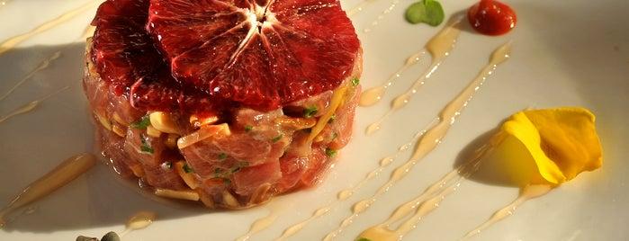 Vin909 is one of Baltimore Sun's 100 Best Restaurants (2012).
