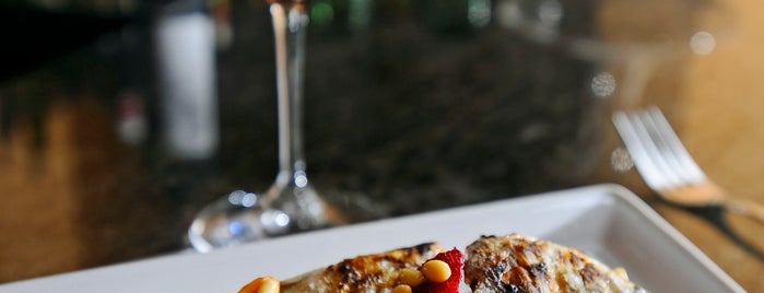 b - A Bolton Hill Bistro is one of Baltimore Sun's 100 Best Restaurants (2012).