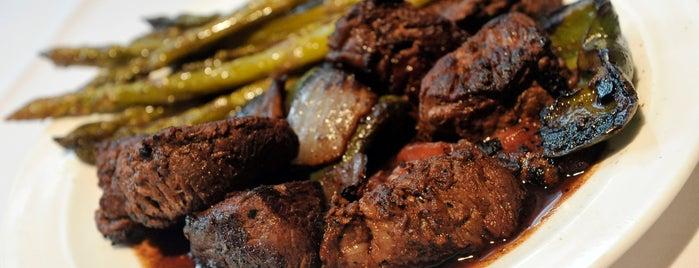 Ikaros is one of Baltimore Sun's 100 Best Restaurants (2012).