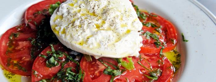 Chazz: A Bronx Original is one of Baltimore Sun's 100 Best Restaurants (2012).