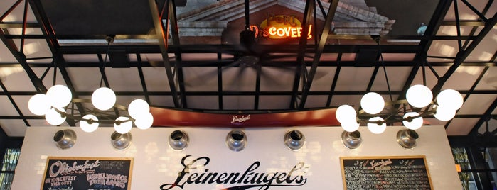 Leinenkugel's Beer Garden is one of Baltimore's Best Beer - 2012.
