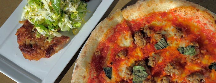 Hersh's Pizza & Drinks is one of Baltimore's Best Pizza - 2012.