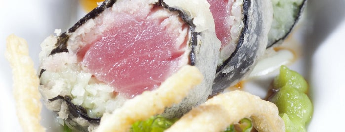 Regions Restaurant is one of Baltimore Sun's 100 Best Restaurants (2012).