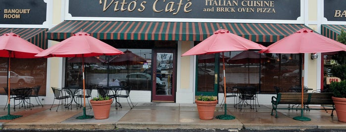 Vito's Cafe is one of Baltimore Sun's 100 Best Restaurants (2012).