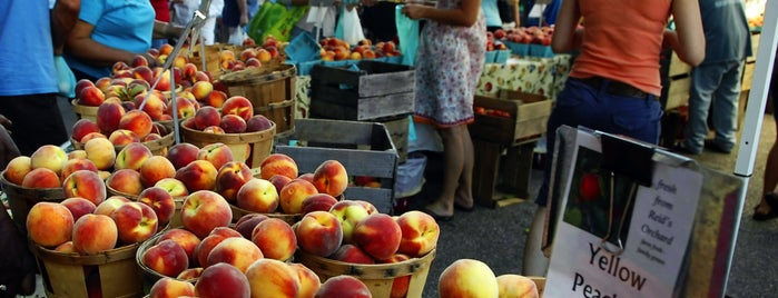 Baltimore Farmers' Market & Bazaar is one of Places Frequented.