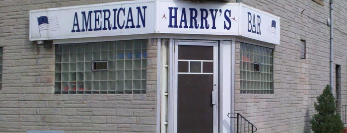 Harry's American Bar is one of Canton Restaurants, Bars, and Taverns.