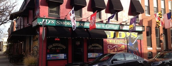 JD's Smokehouse Bar & Grill is one of Favorite Food.
