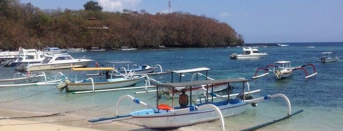 Padangbai is one of Beautiful Beaches in Bali.