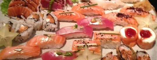 Nagarê Sushi is one of Gastronomia - The Best in Sampa.
