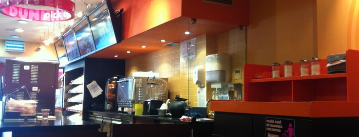 Dunkin' Coffee is one of Cheque gourmet Malaga.