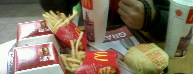 McDonald's is one of Food Spots @Bandung.