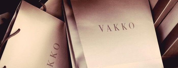Vakko is one of Gezelim görelim.