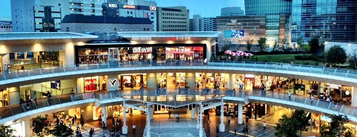 Lazona Kawasaki Plaza is one of 遊び場所.