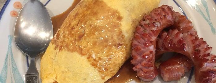 ブルーベル is one of 洋食.