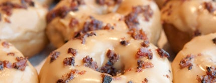 Revolution Doughnuts & Coffee is one of 100 Dishes to Eat Before You Die - Atlanta.