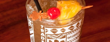 Trader Vic's is one of 100 Dishes to Eat Before You Die - Atlanta.