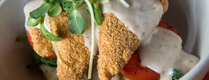 Ria's Bluebird is one of 100 Dishes to Eat Before You Die - Atlanta.