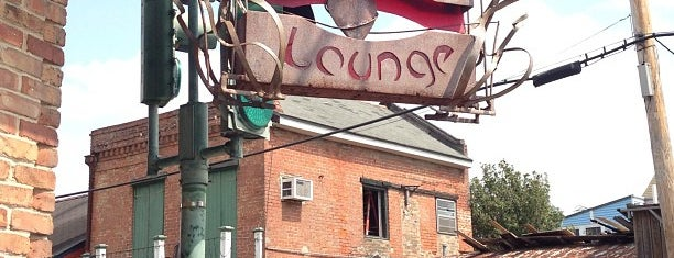 Lost Love Lounge is one of NOLA.