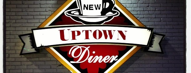 Uptown Diner is one of Dining spots.