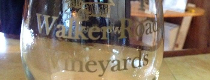 Walker Road Vineyard is one of Connecticut Farm Wineries 2012 Passport.
