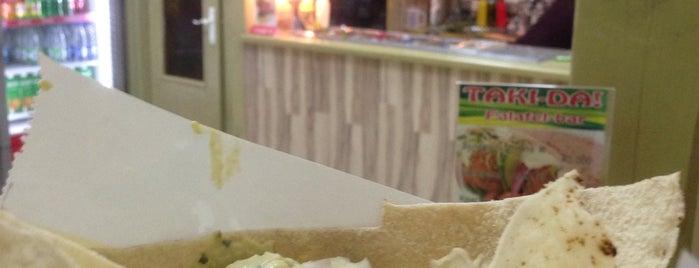 Taki-DA falafel-bar is one of pet sounds.