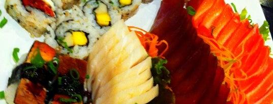 Click Sushi is one of Onde ir em Itu :).