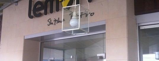 Lemon is one of Amman.