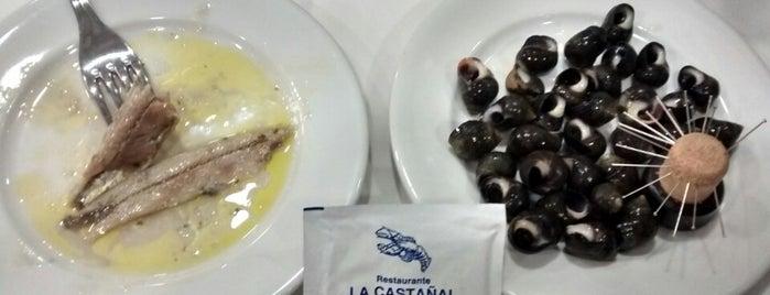 La Castañal is one of Imprescindibles.