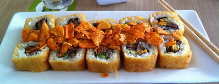 Sensei Sushi Bar is one of Cancun a donde vamos?.