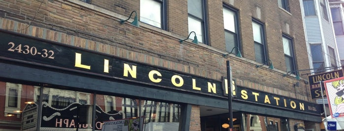 Lincoln Station is one of 2013 Chicago Craft Beer Week venues.