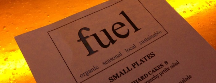 Fuel Cafe is one of Denver Eater 38.