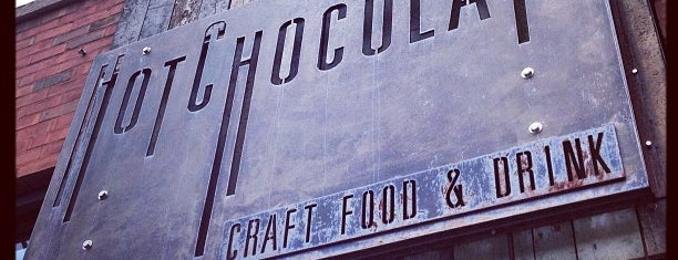 Mindy's Hot Chocolate is one of 2013 Chicago Craft Beer Week venues.