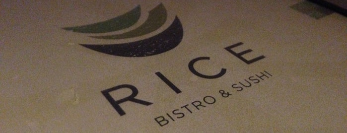 RICE Bistro & Sushi at Aspen Grove is one of Denver.