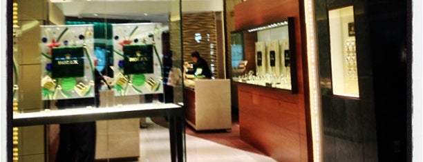 Rolex is one of The 13 Best Jewelry Stores in Las Vegas.
