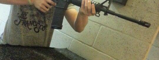 Trigger Time Indoor Gun Range is one of Shooting Ranges.