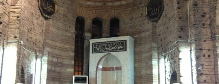 Molla Fenari İsa Camii is one of Istanbul.