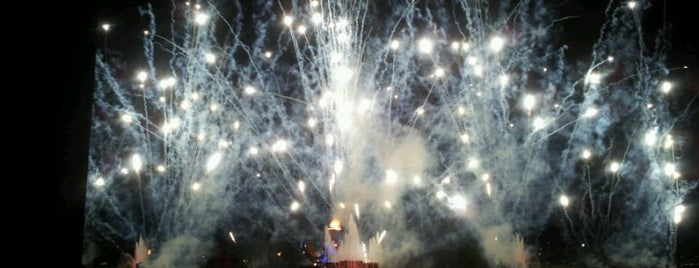 IllumiNations: Reflections of Earth is one of Walt Disney World.