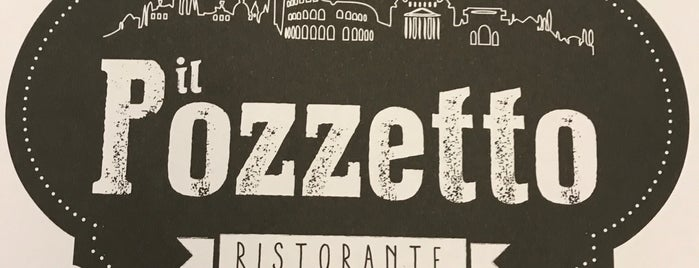 Il Pozzetto is one of pizza places of world 2.