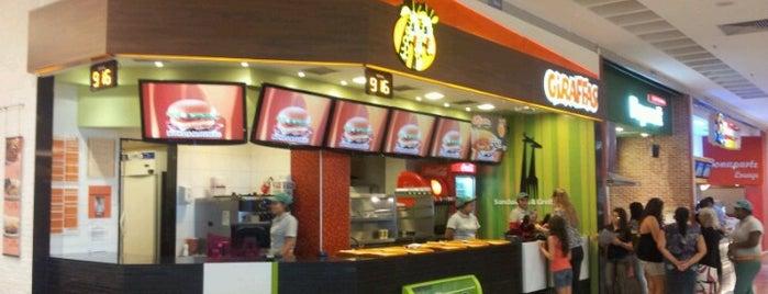 Giraffas is one of Melhores restaurantes de São Luís.