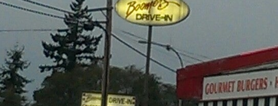 Boomer's Drive-In is one of Northwest Washington.